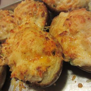 Lightened Up Twice-Baked Potatoes