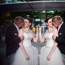 Wedding photographer Aneta Kicman (AnetaKicman). Photo of 28.01.2016