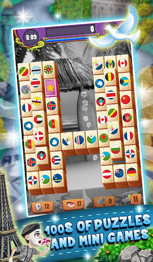 Mahjong World Tour u2013 City Adventures  screenshots 18
