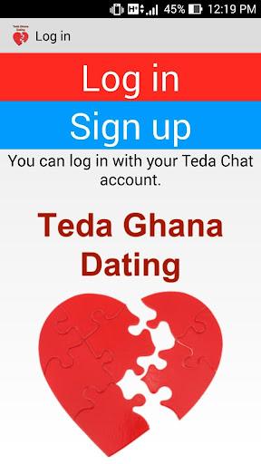 Teda Ghana Dating and Love