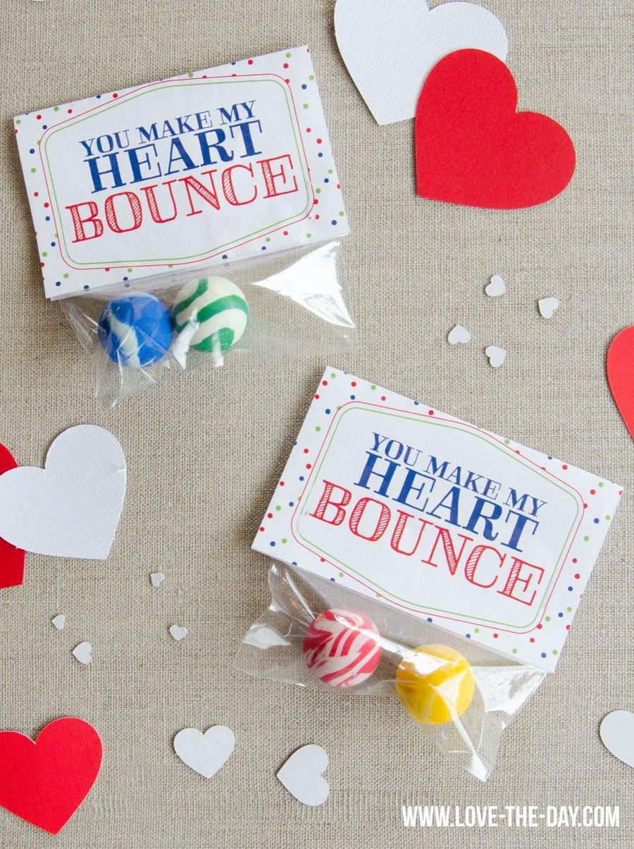 18 Non-Candy Valentines | Kara's Party Ideas #valentines2018 #valentineideas