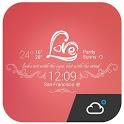 Sweet Honey Lover theme widget icon