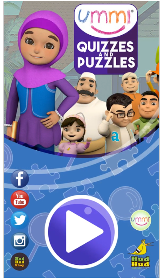 Quizzes & Puzzles with Ummi- screenshot