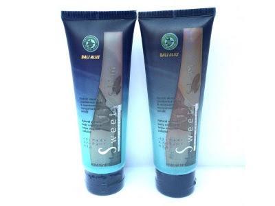 Sweety Slim Lotion Pelangsing Penghilang Lemak perut paha lengan Selulit Stretch Mark Aman Digunakan