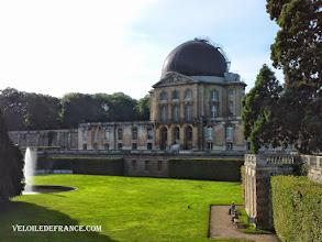 Photo: L'observatoire de Meudon - e-guide balade à vélo de Meudon au Château de Versailles par veloiledefrance.com