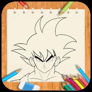 Draw cartoon Dragon Ball for PC