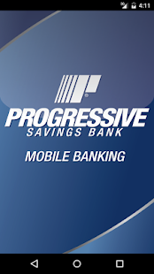 Progressive Savings Bank- screenshot thumbnail