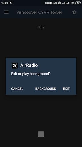 AirRadio screenshot