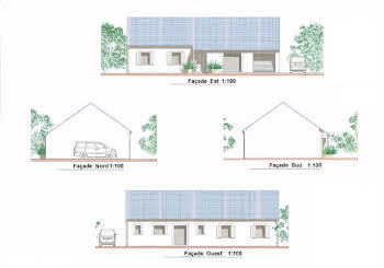 Maison 6 pièces 112,12 m2