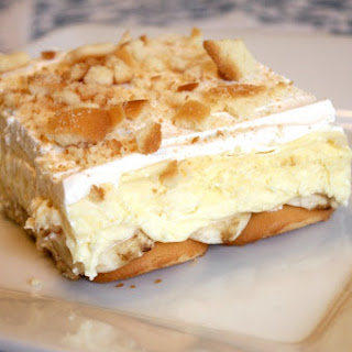Amazing Banana Pudding.