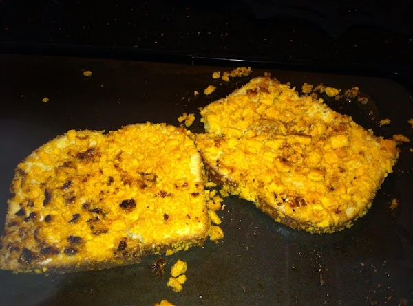 ON MED/HIGH HEAT CARMELIZE EACH SIDE ABOUT 3-5 min.....ADD OTHER TBLSPN OF BUTTER WEN...