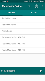 [Download Mauritania Online FM Radio for PC] Screenshot 2