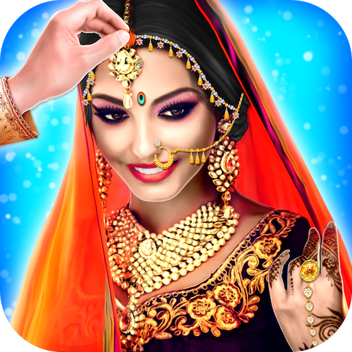 Indian Super Stylist Salon - Indian Wedding (game)