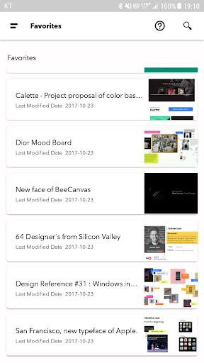 BeeCanvas - Visual workspace 1.2.1 screenshots 4