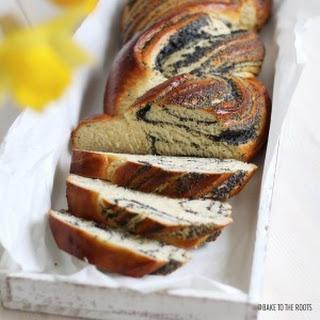 Poppy Seed Braided Loaf