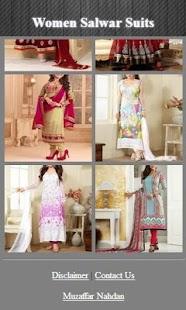 Ženy Salwarové obleky - náhled
