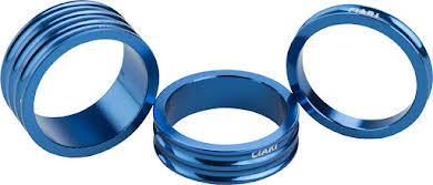 """Ciari Anelli 1-1/8"""" Headset Spacers 5mm, 10mm and 15mm Spacer Kit alternate image 1"""
