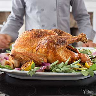 Flash-Roasted Turkey