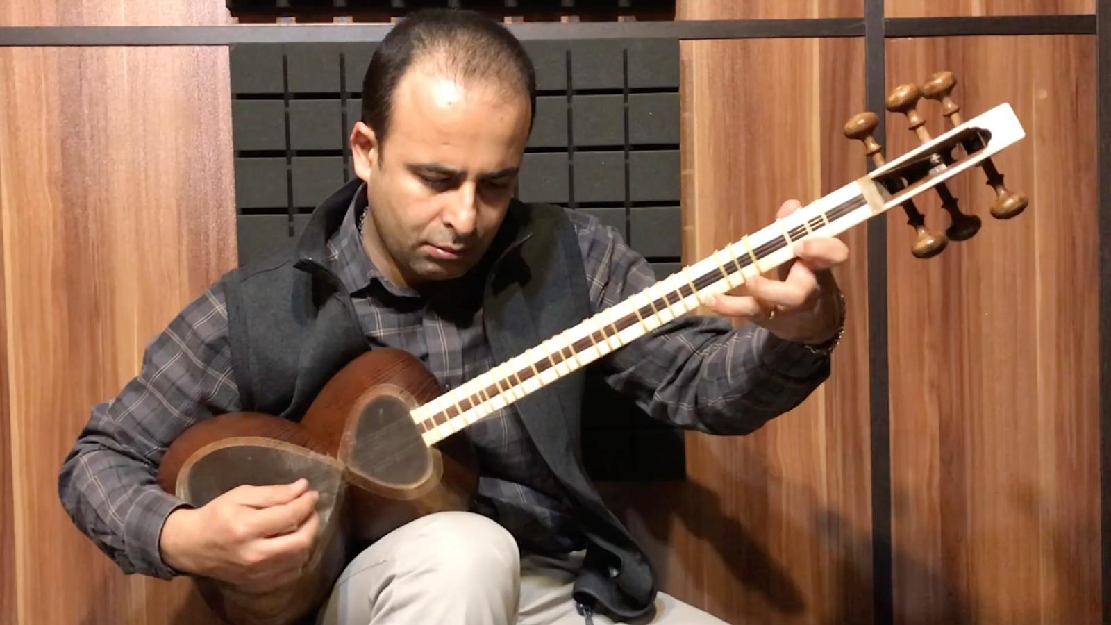 پیشدرآمد اصفهان اصغر بهاری نیما فریدونی تار