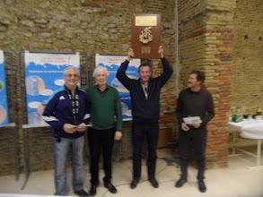 Photo: Le trophée remporté par Blagnac Cyclotourisme