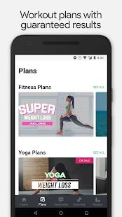 Fitonomy - Weight Loss Training, Home & Gym Screenshot