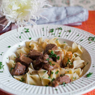 Beef Tips and Gravy Recipe