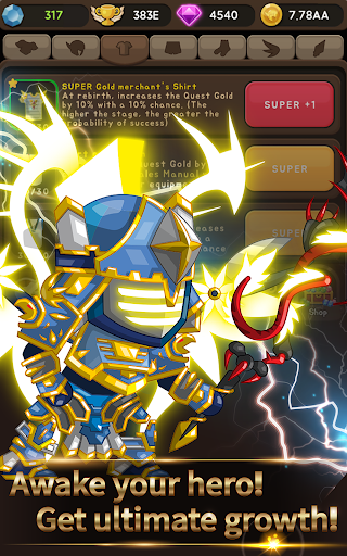 [VIP] +9 God Blessing Knight - Cash Knight apkpoly screenshots 5