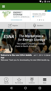 ESNA Conference & Expo- screenshot thumbnail