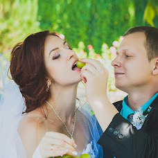 Wedding photographer Kseniya Kirichkova (kirichkovak). Photo of 13.10.2015
