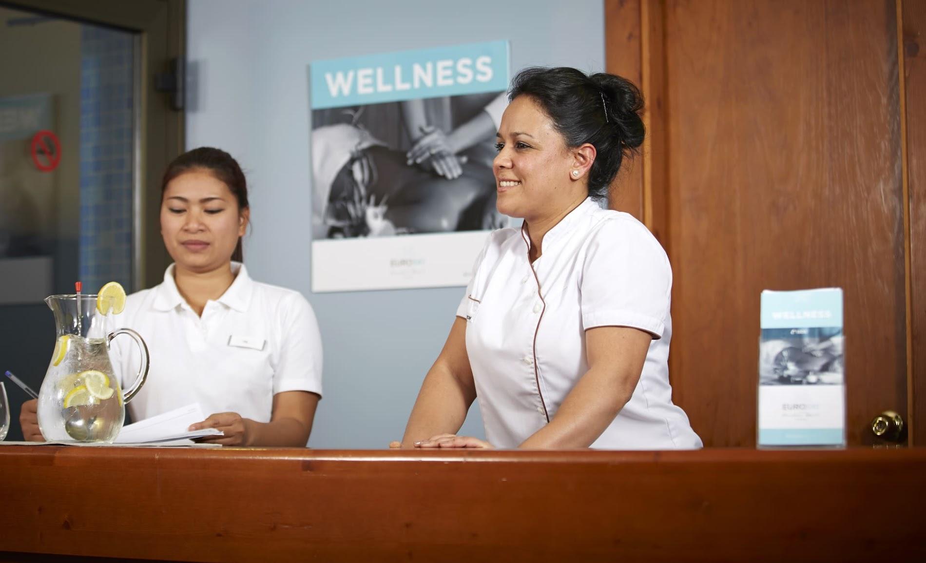 Massagens e tratamentos no Hotel Euroski Canillo