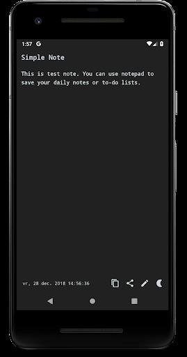 Notes (Material Notepad) 3.1.30 screenshots 6