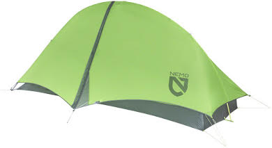 NEMO Equipment, Inc. Hornet 1P Shelter, Green/Gray, 1-person alternate image 3
