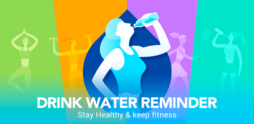💧Track your water intake with water tracker and water drink reminder app!💧
