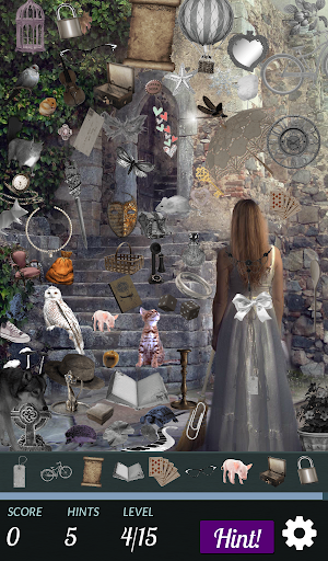 玩免費休閒APP|下載Hidden Object - Cinderella app不用錢|硬是要APP