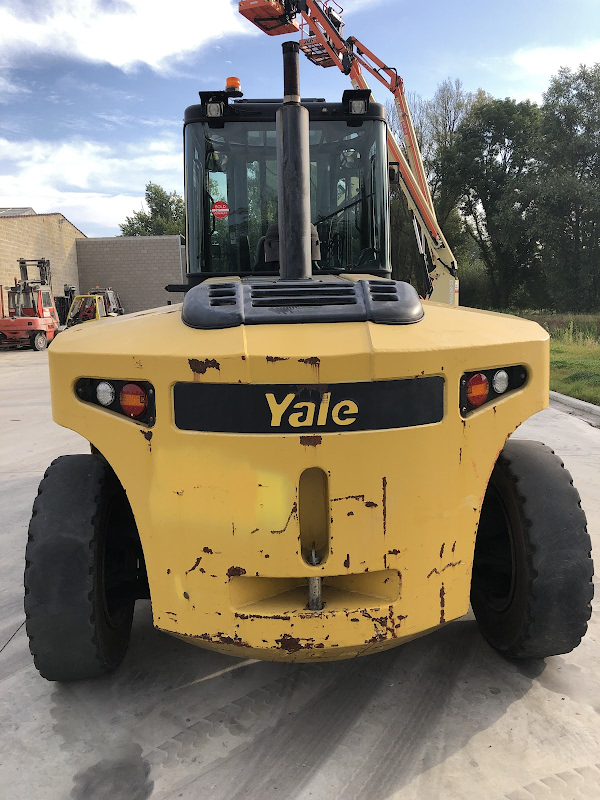 Picture of a YALE GDP160EB