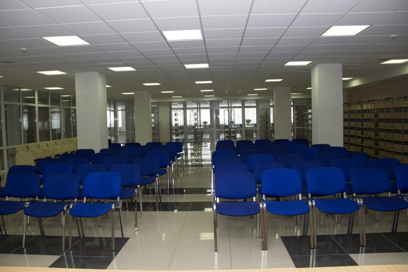 Информационный зал Лермонтовки