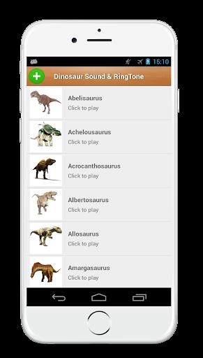 Best Dinosaur Sound Ringtone