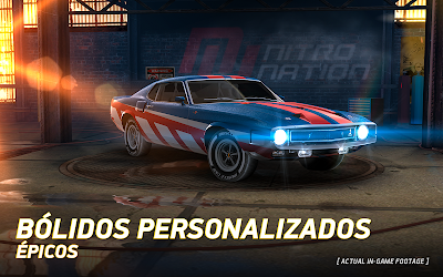 Nitro Nation Drag Racing v5.7 (MOD) APK 4