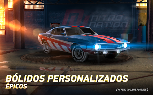 Nitro Nation Drag Racing MOD APK 4