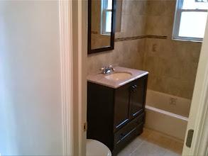 Photo: Another New Bathroom Roosevelt NY
