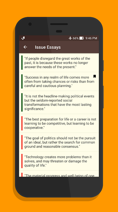 gre awa the essay app android apps on google play gre awa the essay app screenshot