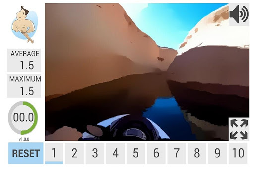 Jet Ski (Breathing Games) 1.0.0 screenshots 1