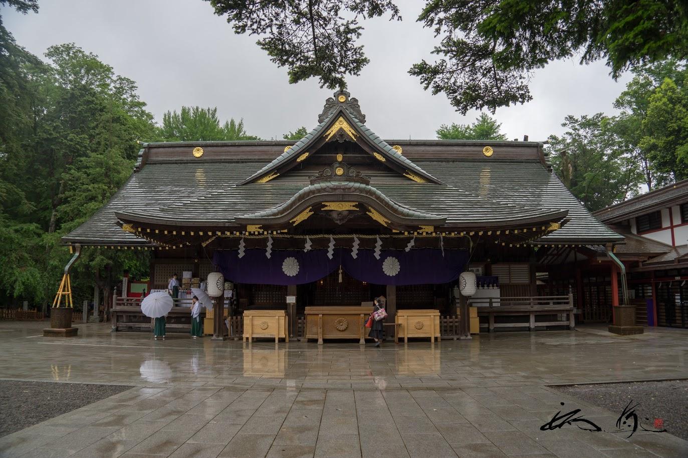 府中・大國魂神社