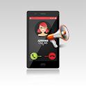 call name talk icon