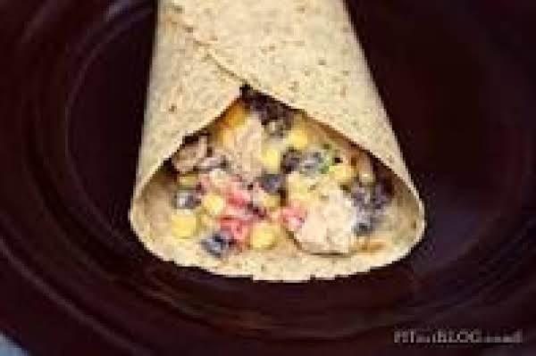 Southwestern Chicken Wraps Recipe