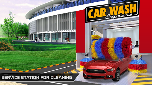 Modern Super Car Wash Station 2018 for PC