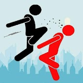 Stickman Urban Fighter 2 icon