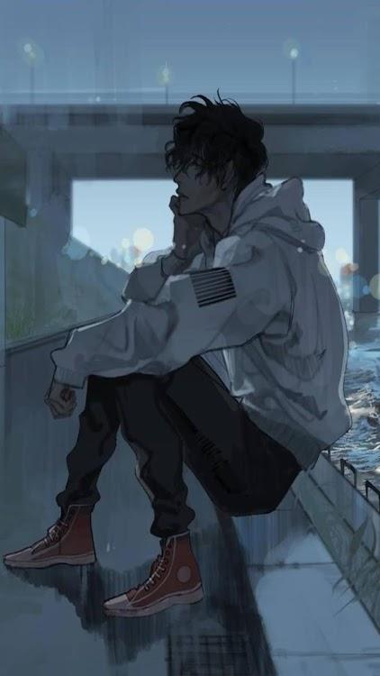 Sad Anime Wallpapers Hd Android Applications Appagg