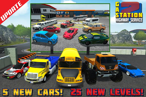Gas Station 2: Highway Service 2.5.4 screenshots 2