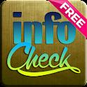 InfoCheck Background Check App icon